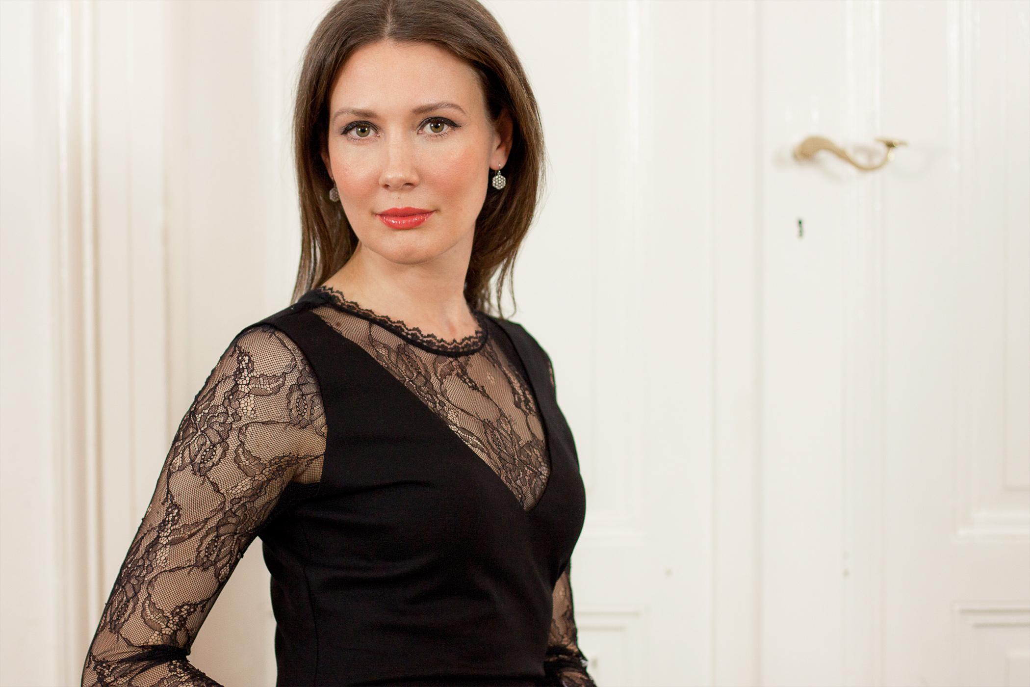 zara black lace dress mood for style fashion blog from. Black Bedroom Furniture Sets. Home Design Ideas