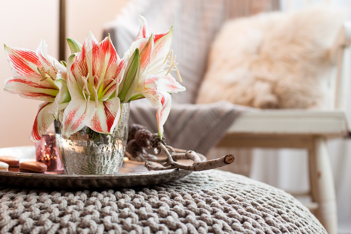 Interior: Cozy Winter Day With Westwing