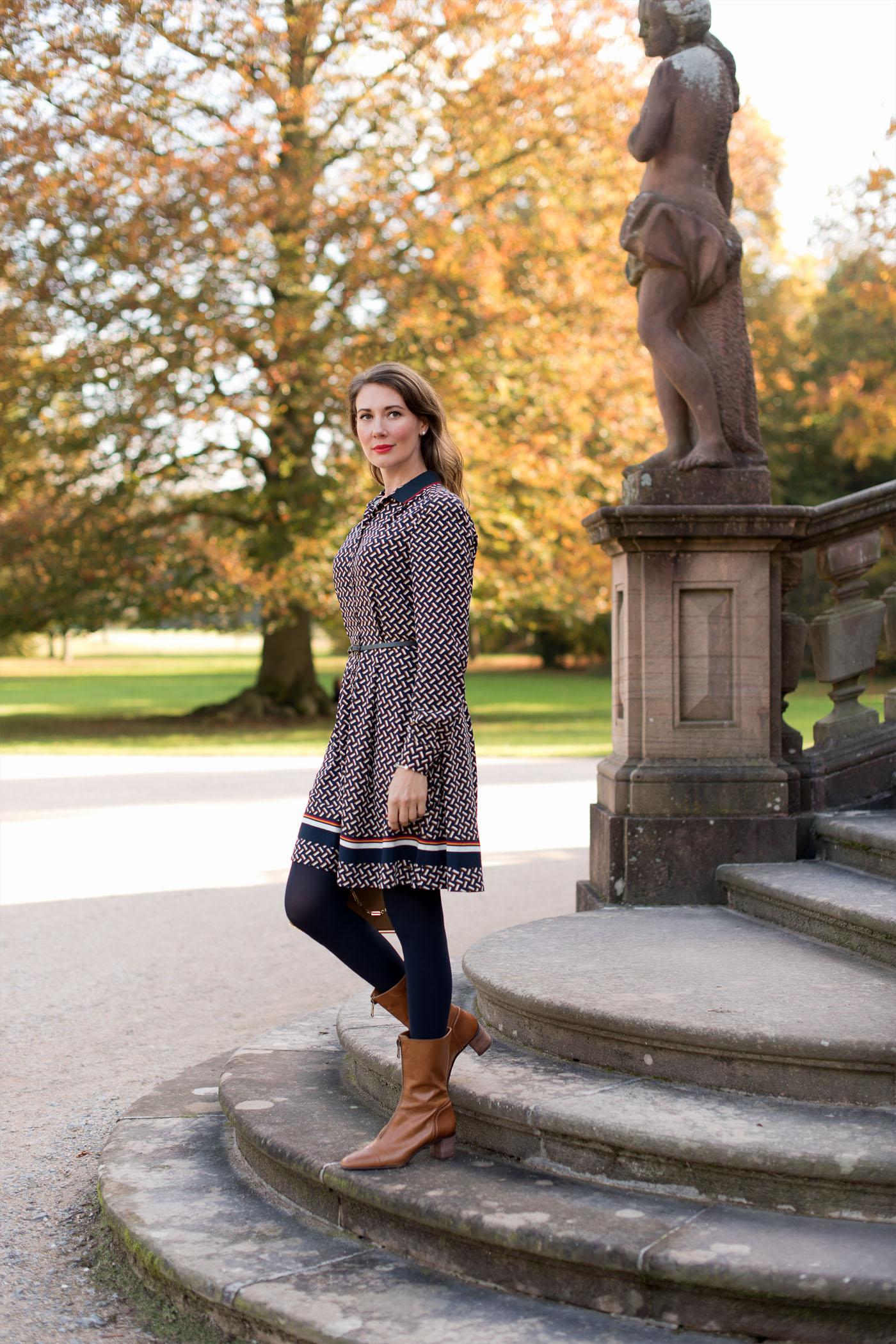 Outfit: A November Walk
