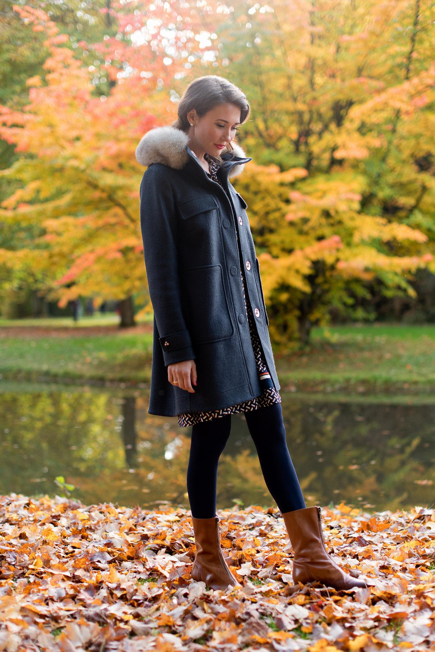 tommy-hilfiger-kleid-dress-zara-bag-booties-fall-fashion-peuterey-coat-mantel-fashionblog