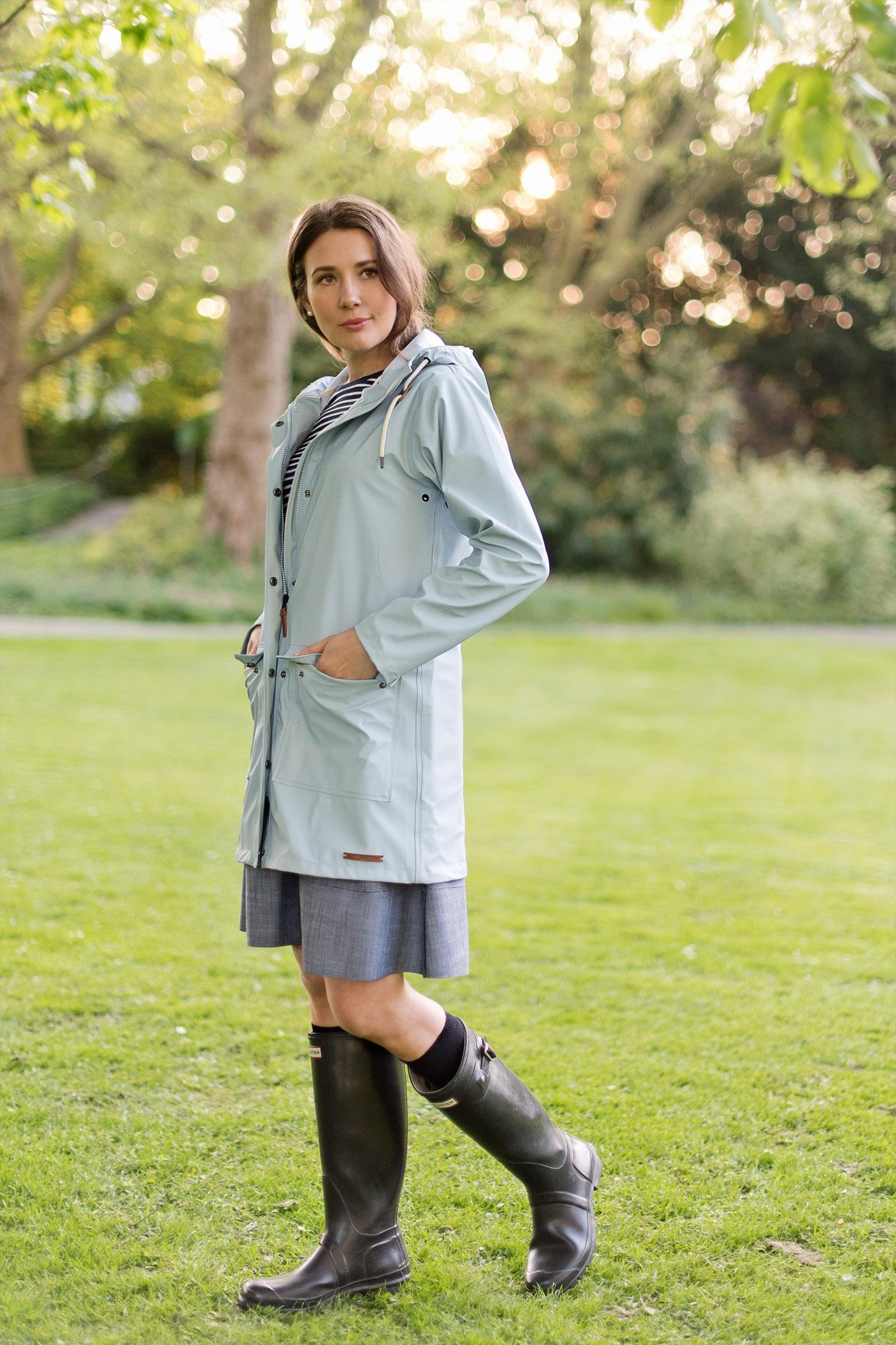 Rain Boots Fashion Blog