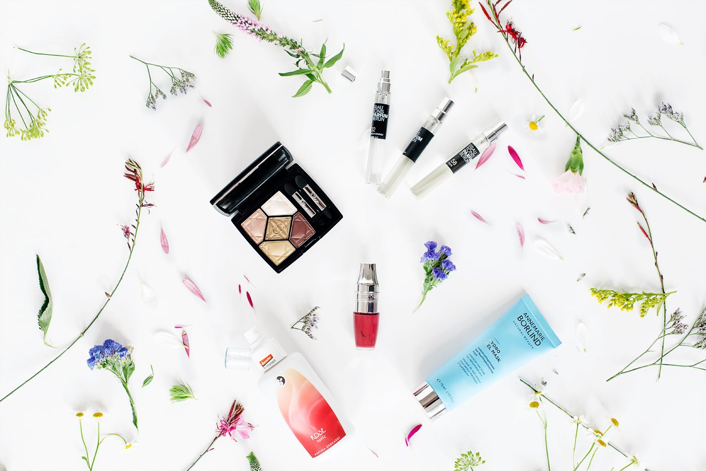 Beauty: My Favorite 5 Beauty Products for Summer