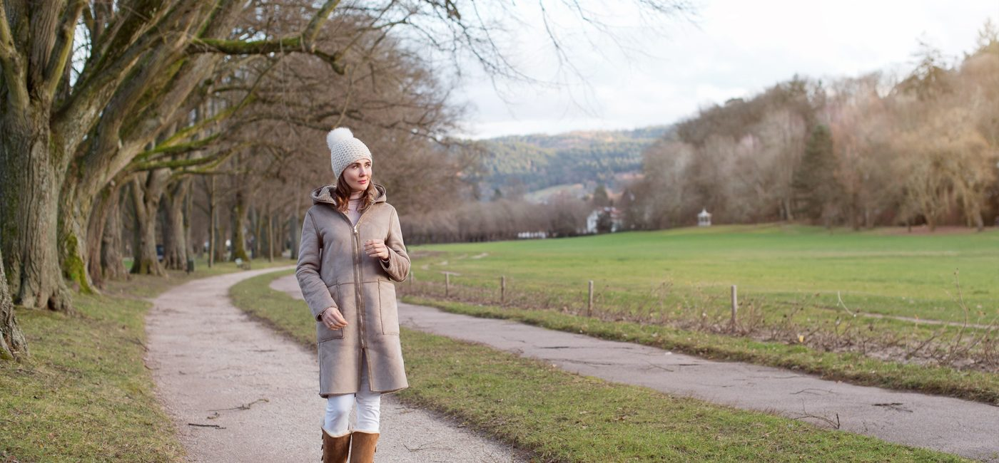 Outfit: Christmas in Baden-Baden