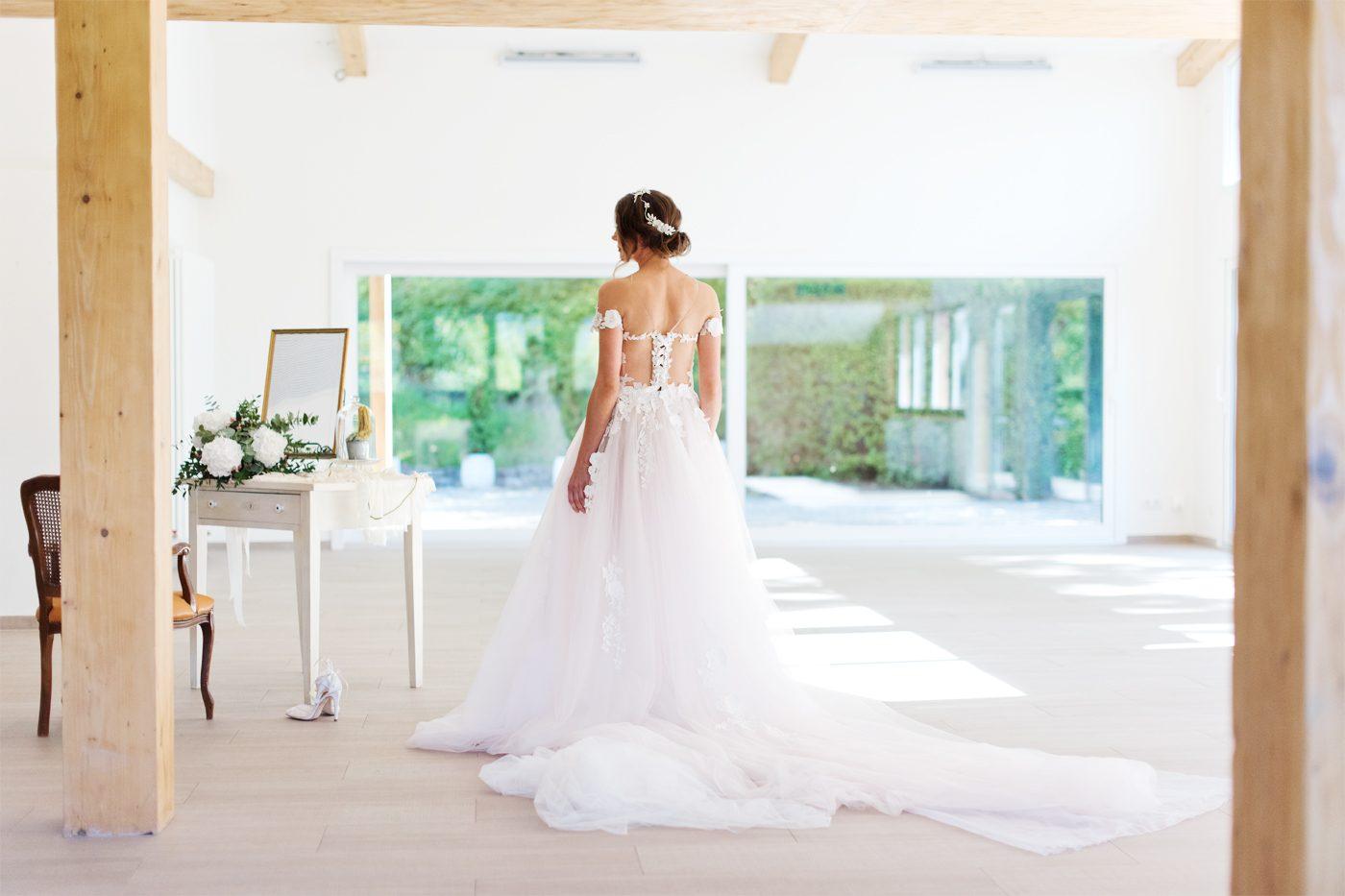 Outfit: Bridal Styled Shoot with Galia Lahav Dress