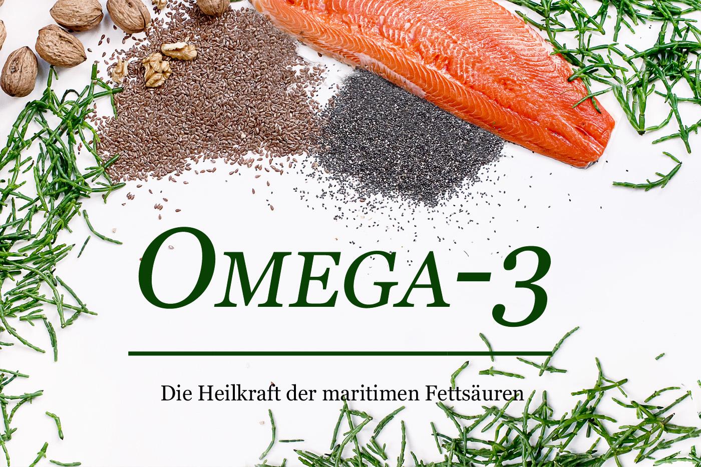 Health: Omega-3 Teil I