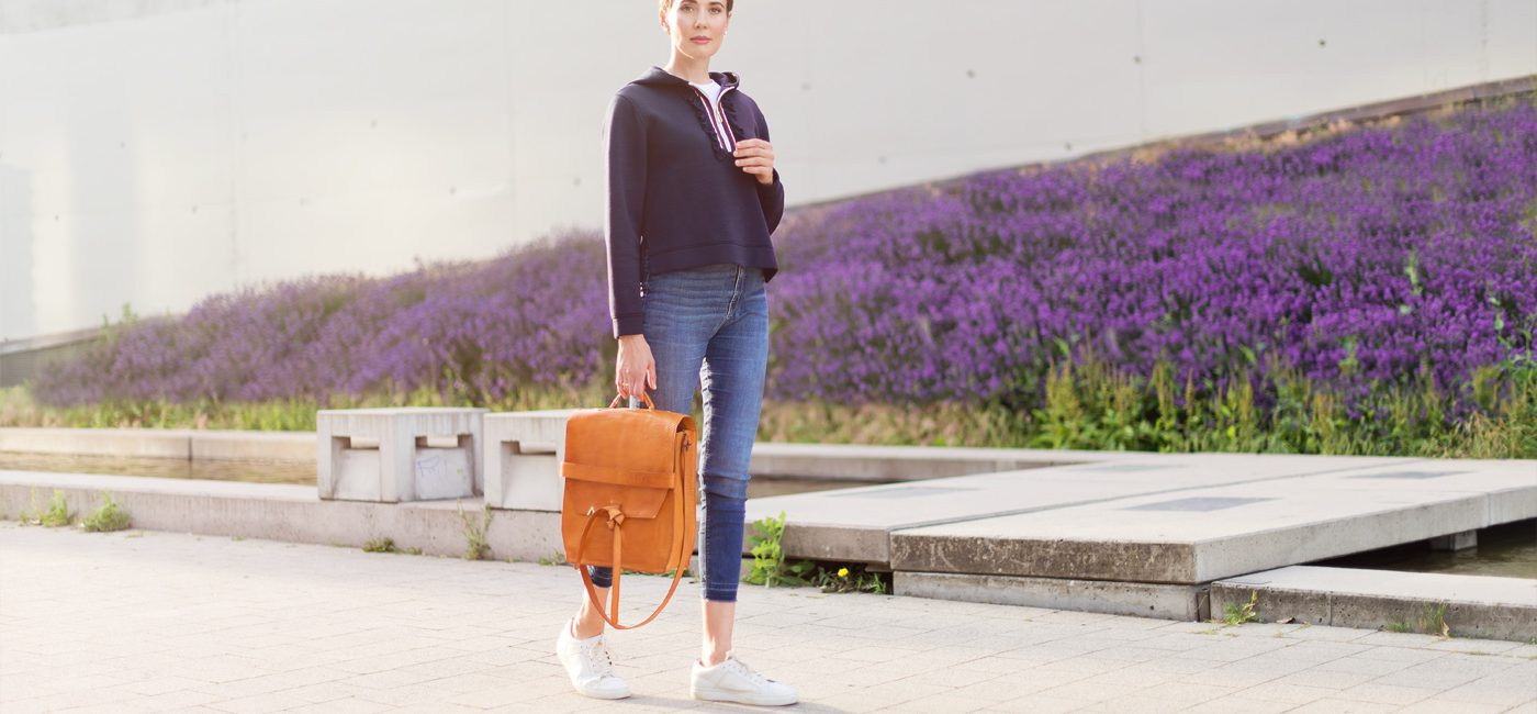 Outfit: One Bag – Three Looks