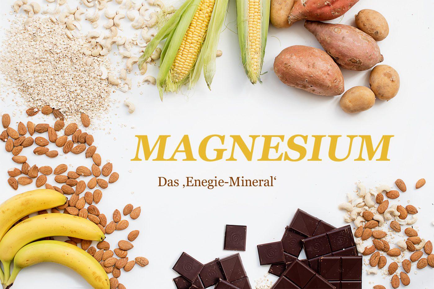 Health: Magnesium – das 'Energie-Mineral'