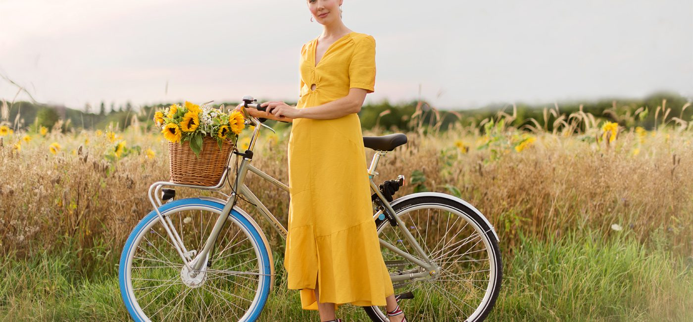 Lifestyle: Summer Days with Swapfiets