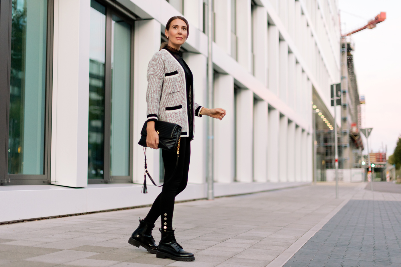 Outfit: The Perfect Combat Boots