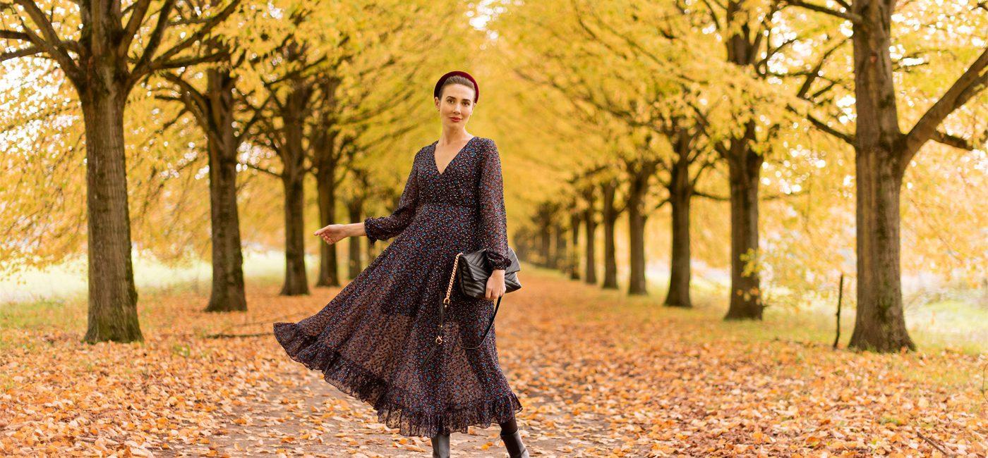 Outfit der Woche. Heute: Sina Blog